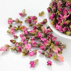 Hoa đào trị các bệnh viêm đại tràng mãn tính