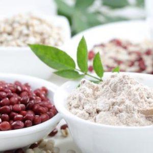 Bột đậu đỏ dùng để thanh nhiệt giải độc gan