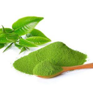 Bột trà xanh uống mỗi ngày giúp thanh lọc cơ thể, tạo tinh thần thoải mái