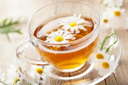 Trà hoa cúc trắng