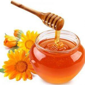 Mật ong chữa loét dạ dày và ruột, an thần, chữa nhức đầu.