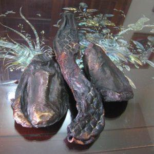 Thận hải cẩu chữa bắp thịt gầy gò, hoa mắt ù tai.