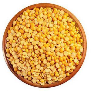 Đậu hà lan vàng tách hạt giúp ổn định được lượng đường trong máu.